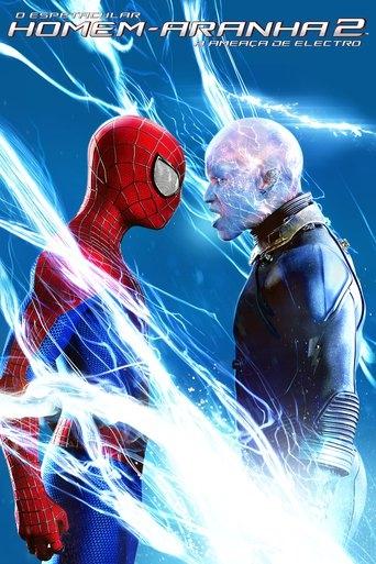 O Fantástico Homem Aranha 2 - O Poder de Eletro